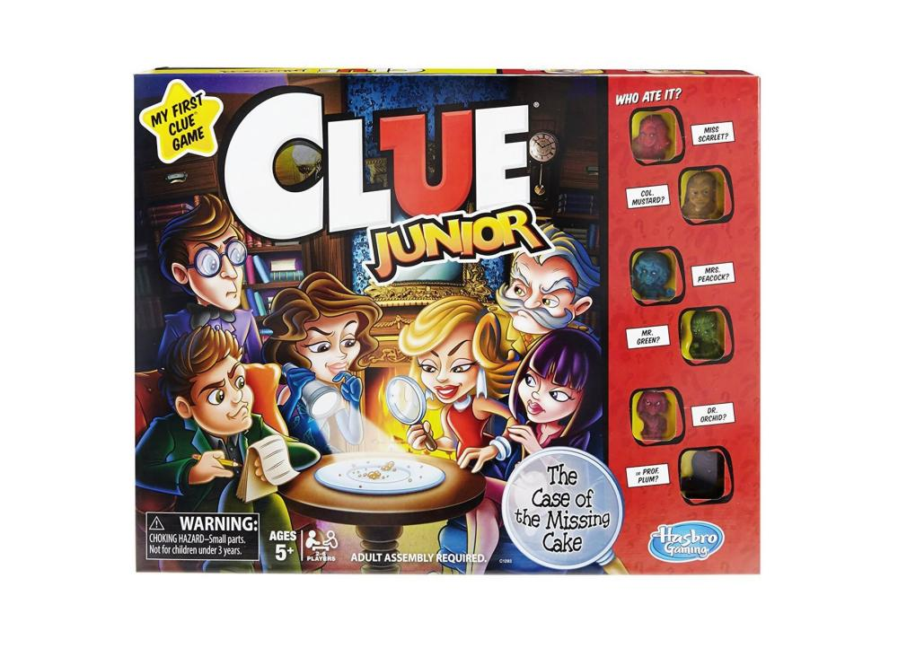 Cluedo Junior (12930)