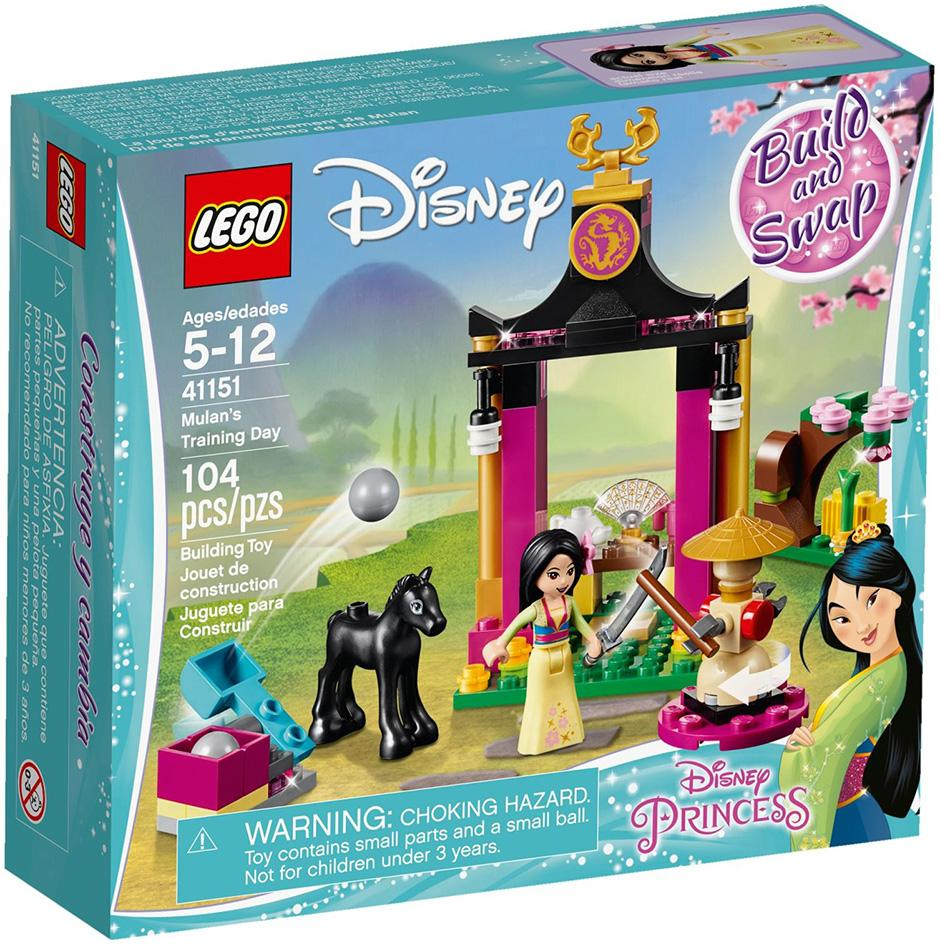Lego Disney Mulan's Training Day (41151)