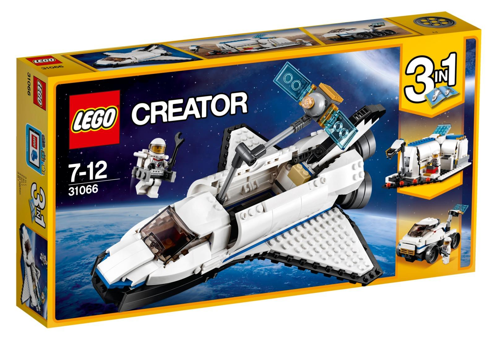 Lego Creator Creator Space Shuttle Explorer (31066)