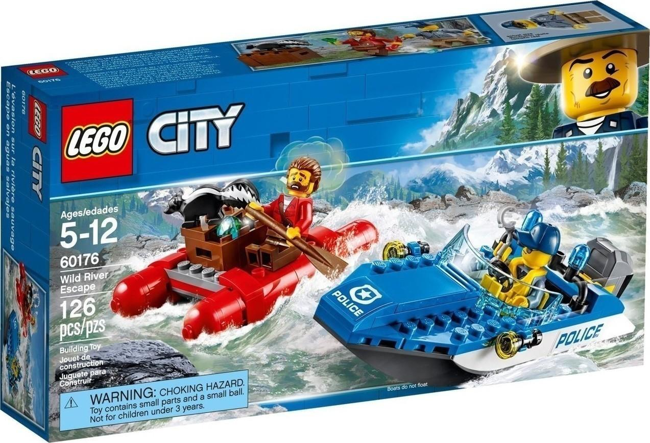 Lego City Wild River Escape (60176)