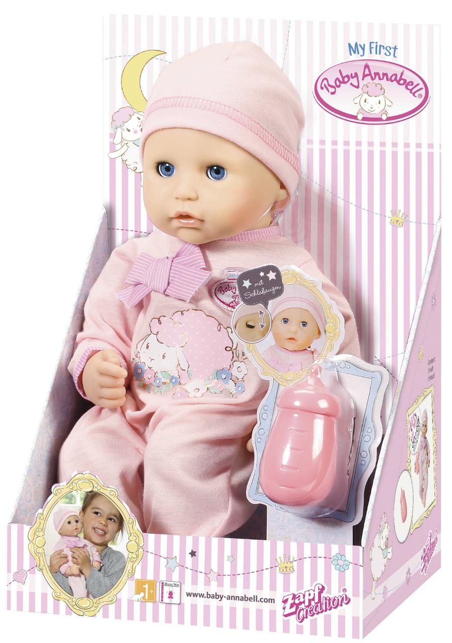 Μωρό My First Baby Annabell (794463)