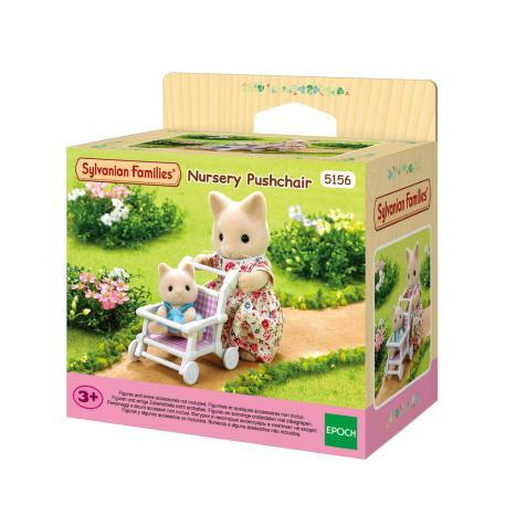 Sylvanian Families Nursery pushchair (5156)