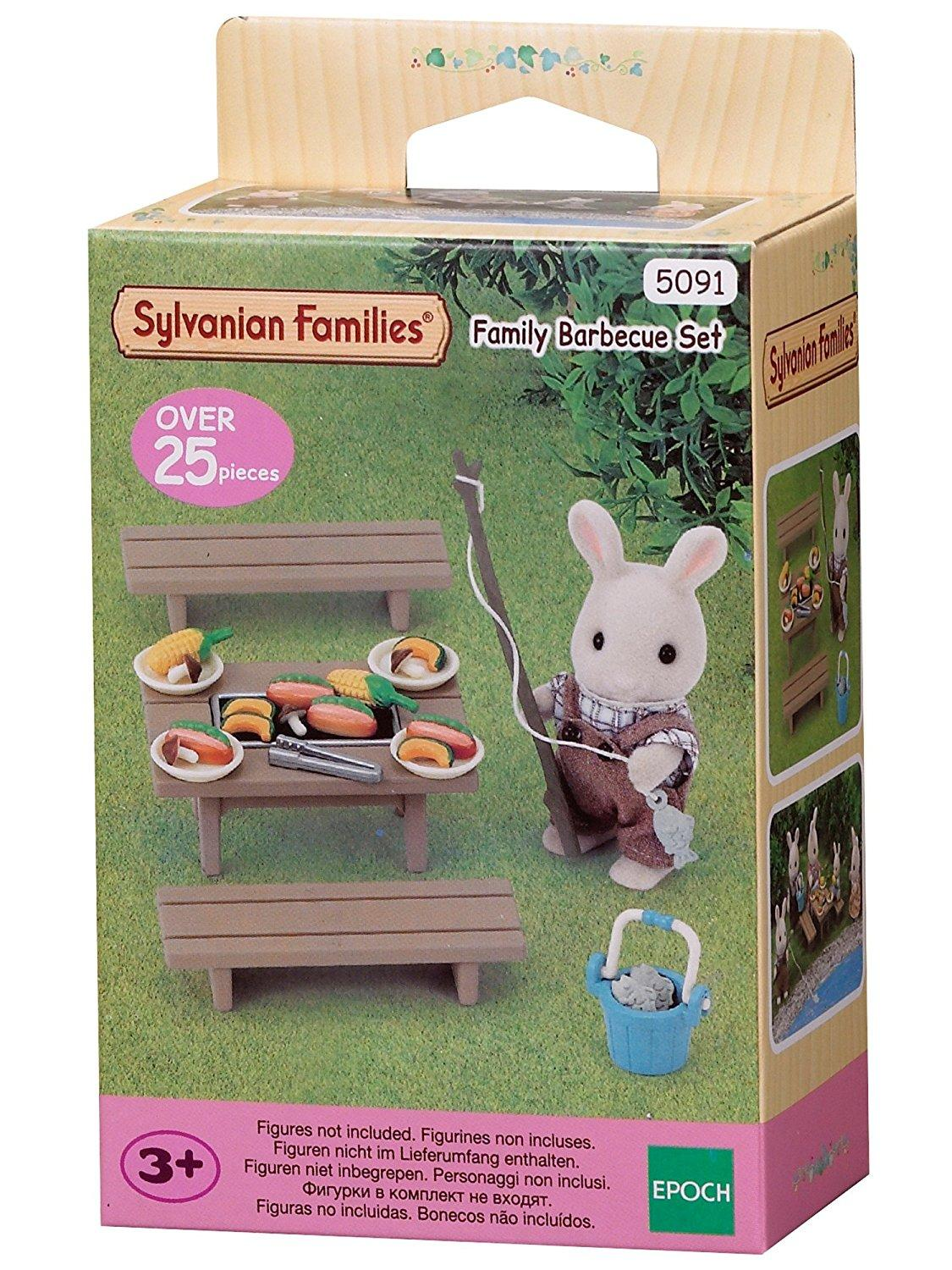 Sylvanian Families Family Barbeque set (5091)