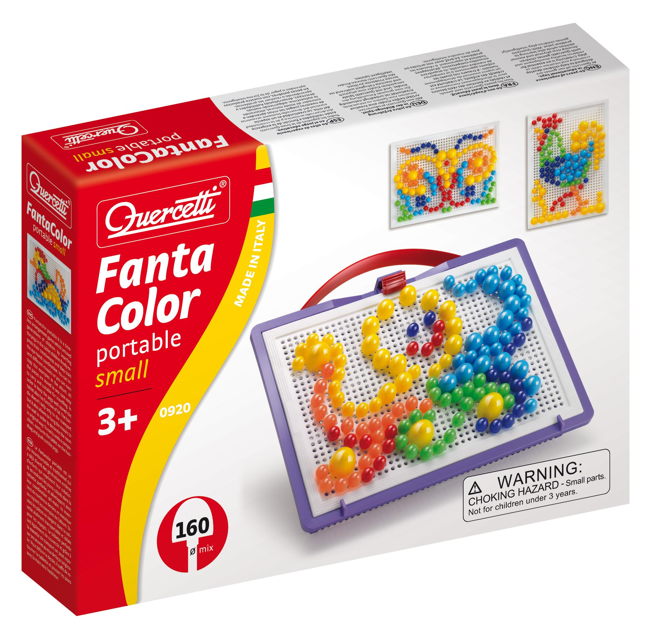 Fantacolor portable small 160τεμ (0920)