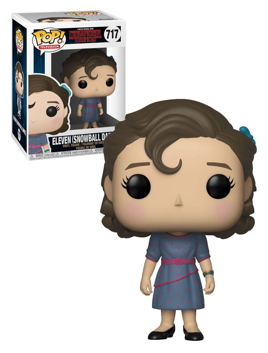 POP! Movies: Stranger Things - Eleven snowball dance (717) Vinyl Figure