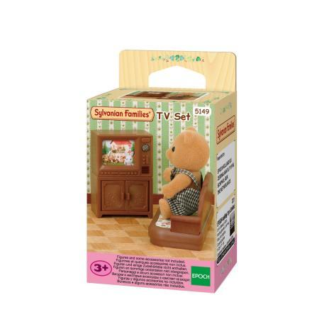 Sylvanian Families Tv set