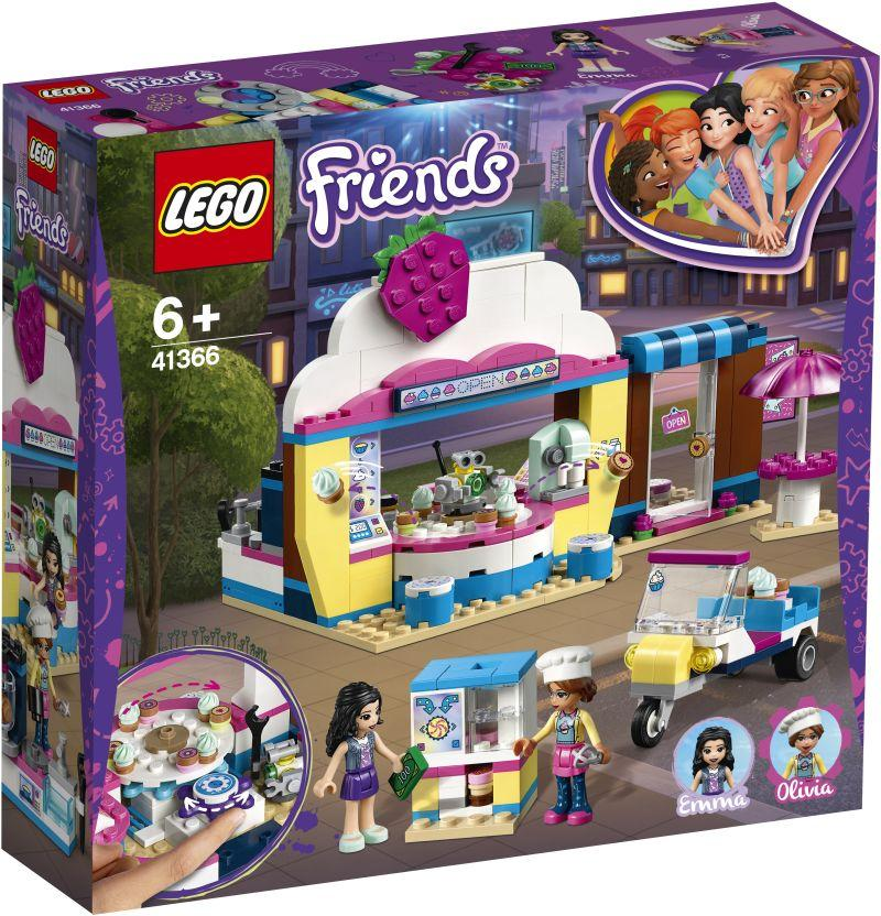 Lego Friends Olivia's Cupcake Cafe (41366)