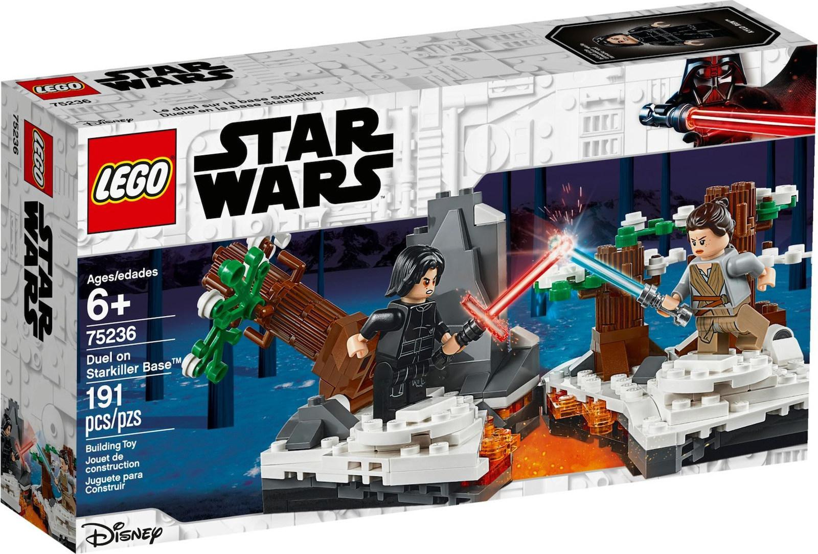 Lego Star Wars Duel On Starkiller Base (75236)