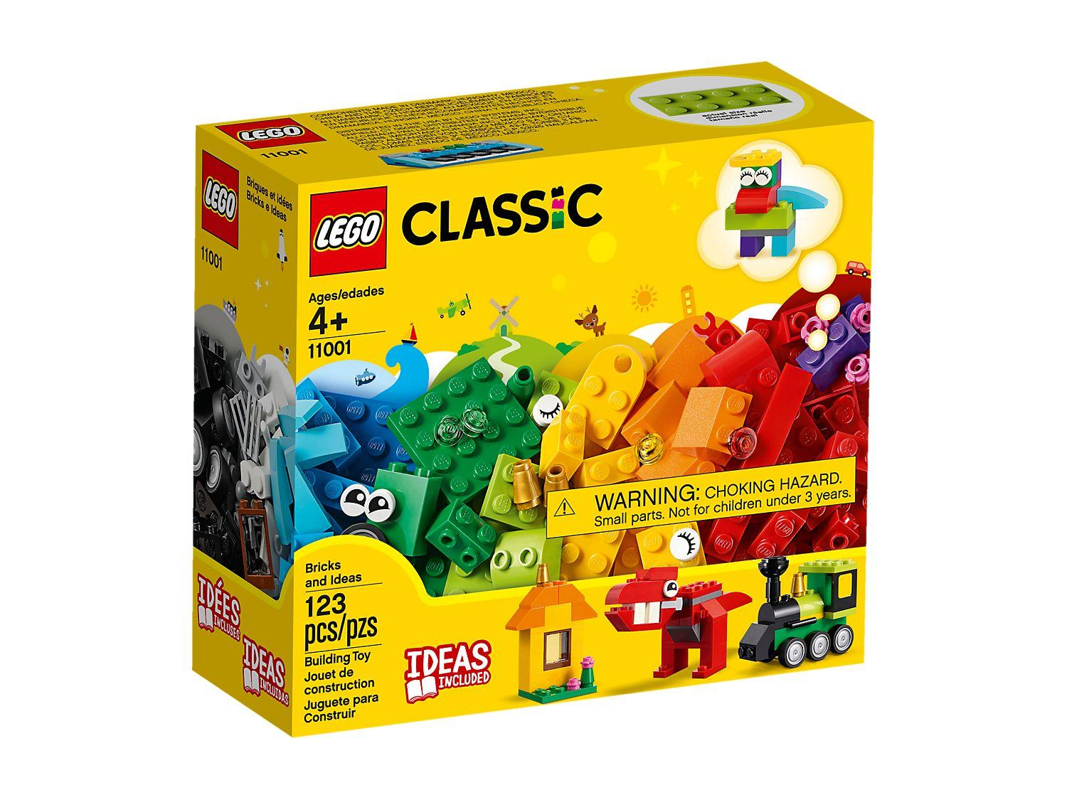 Lego Classic Bricks and Ideas (11001)