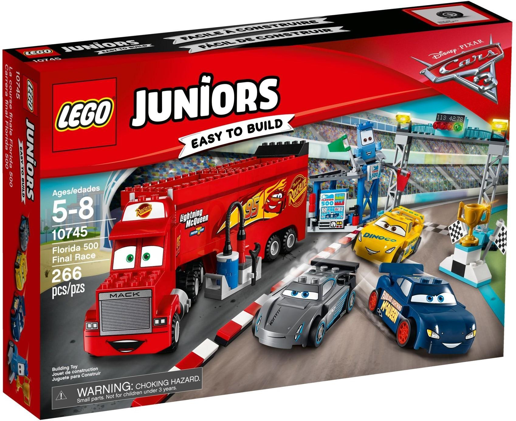 Lego Juniors Florida 500 Final Race