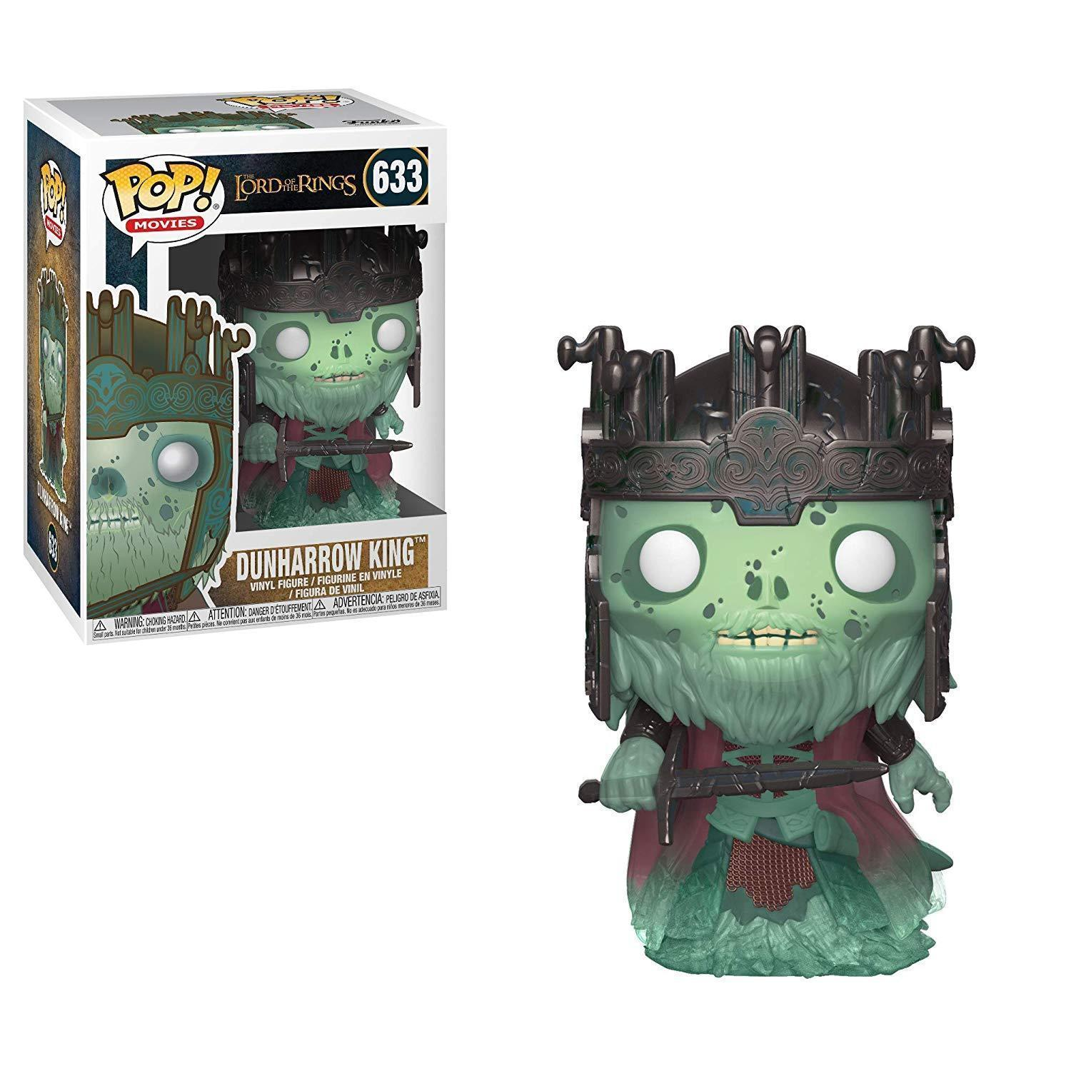 POP! Movies: The Lord of the Rings - Dunharrow King (633) Vinyl Figure