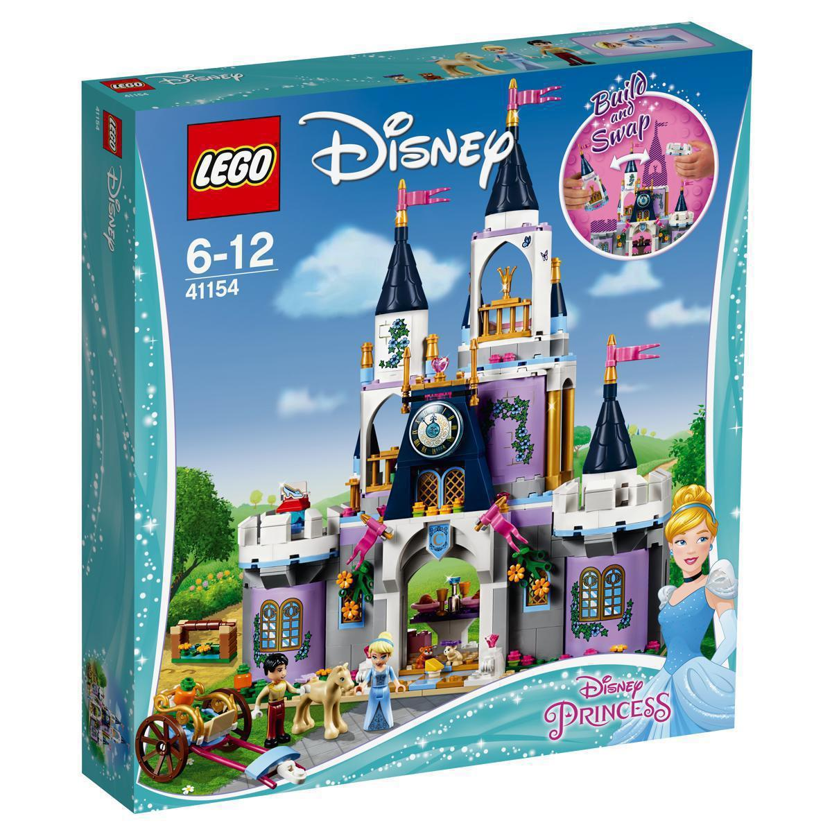 Lego Disney Princess Cinderella's Dream Castle (41154)