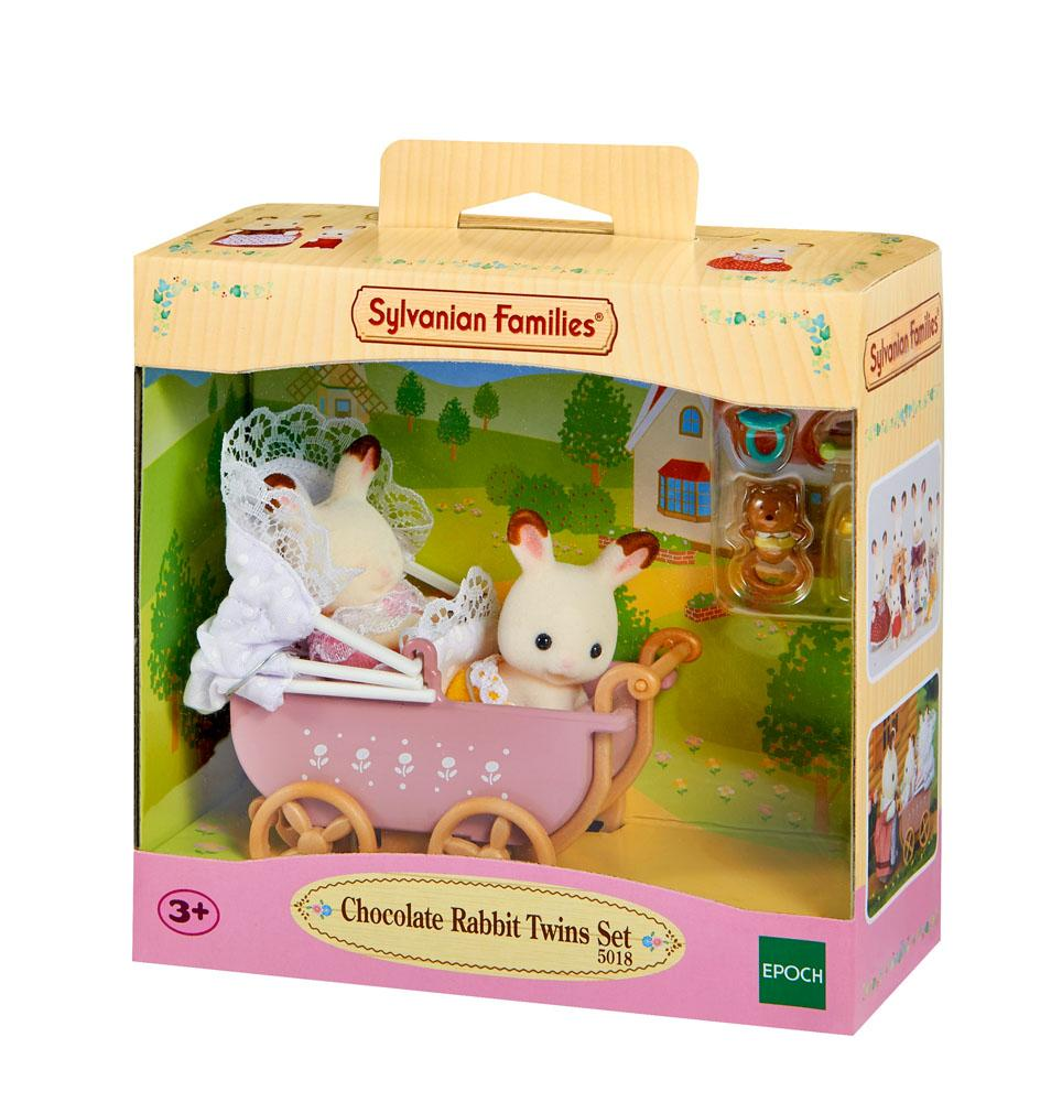 Sylvanian Families Σετ δίδυμα κουνελάκια