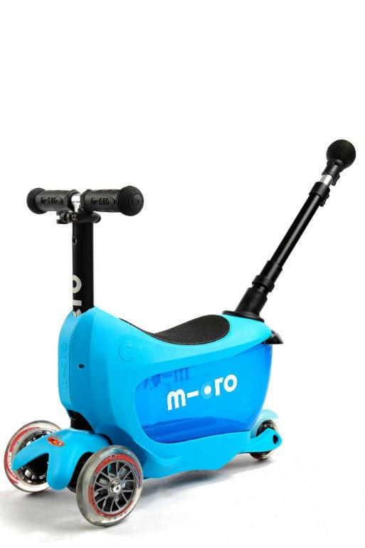 Πατίνι Mini2go Deluxe Plus Blue