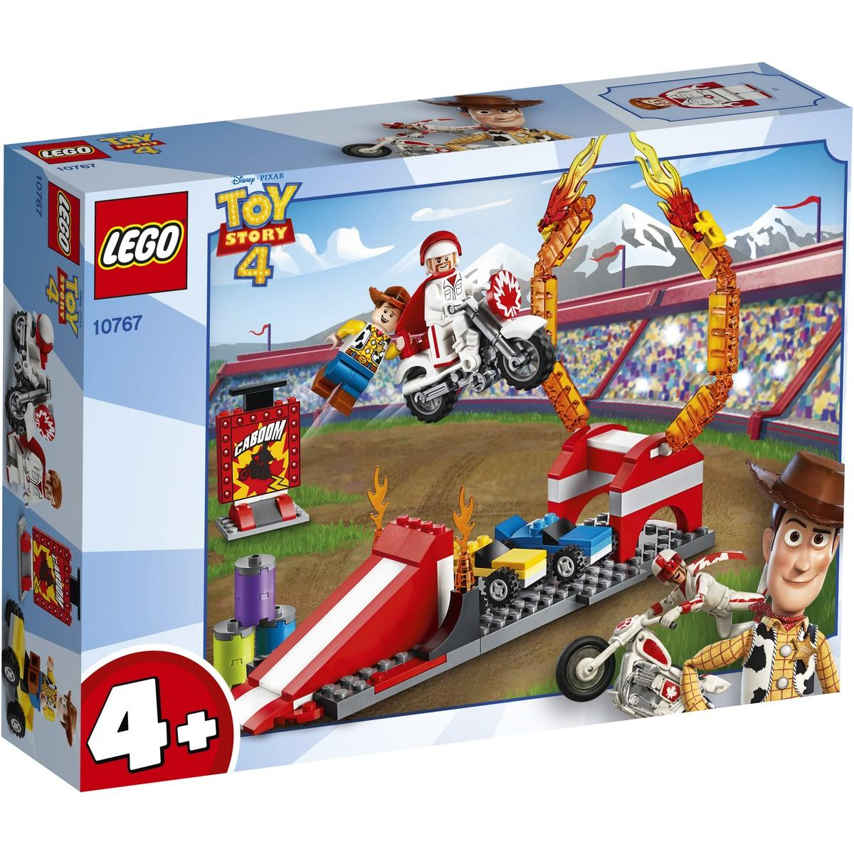 Lego Toy Story Duke Caboom's Stunt show (10767)