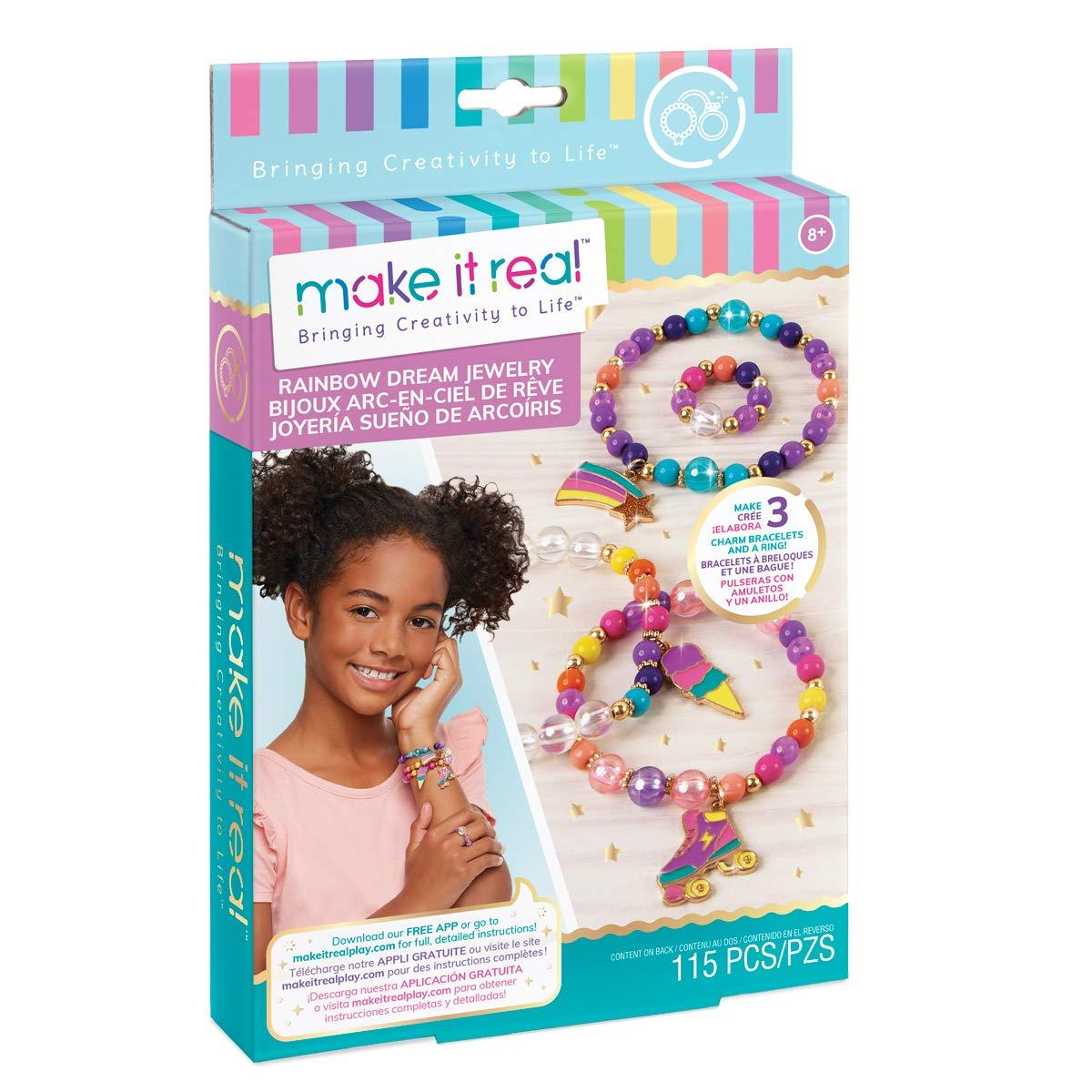Make it real - Rinbow dream jewelry (1204)