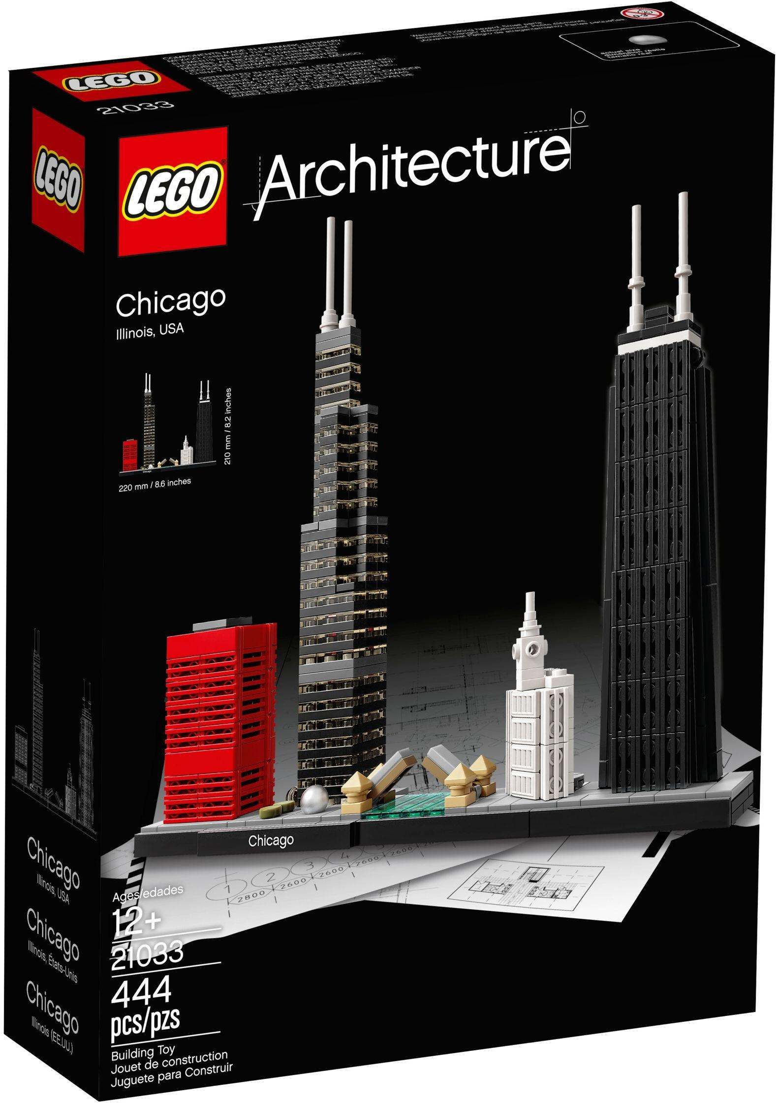 Lego Architecture Chicago (21033)