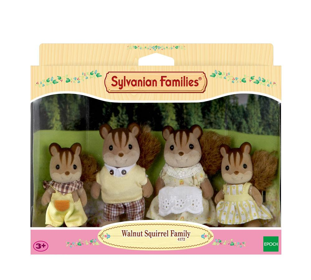 Sylvanian Families Walnut squirrel