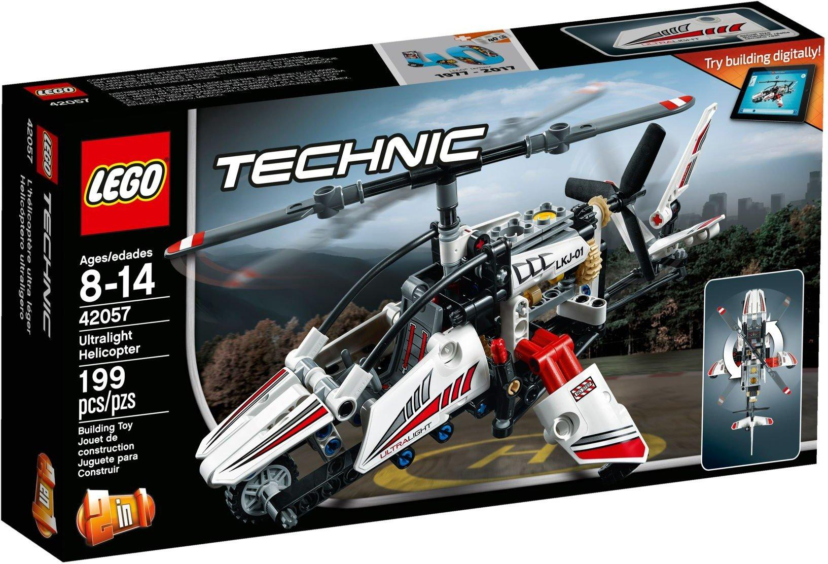 Lego Technic Ultralight Helicopter