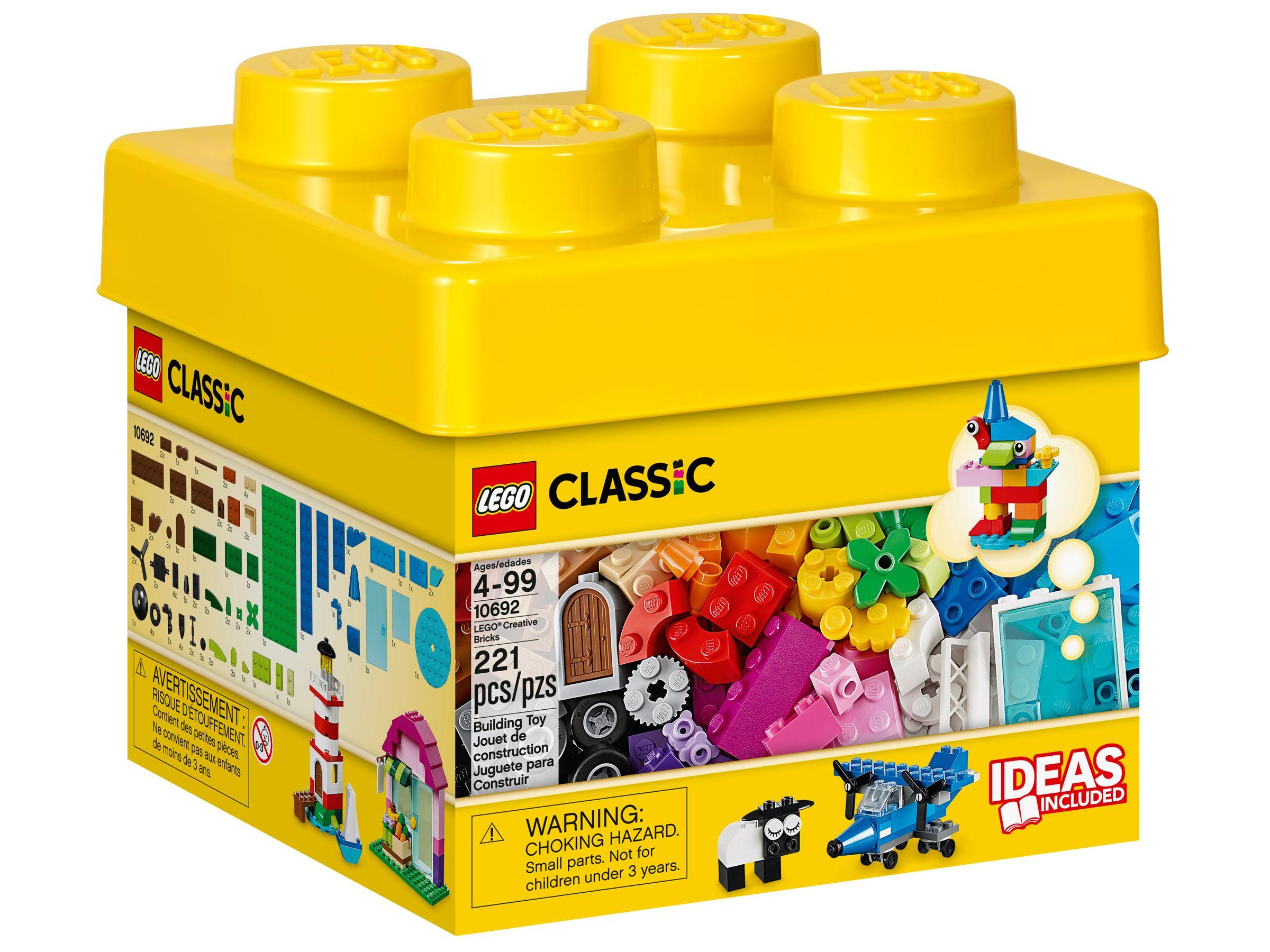 Lego Classic Creative Bricks