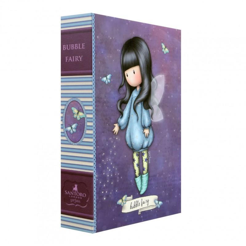95d16bfaf09 Santoro - Σχολικό σετ Gorjuss Bubble Fairy (702GJ04) | Σχολικά ...