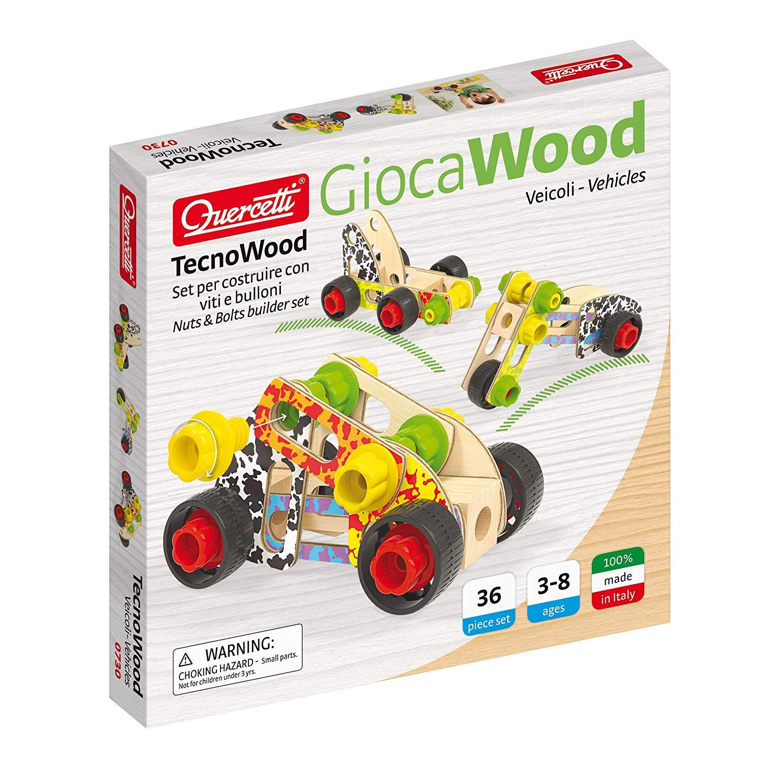 Playwood Tecno Vehicles Basic (0730)