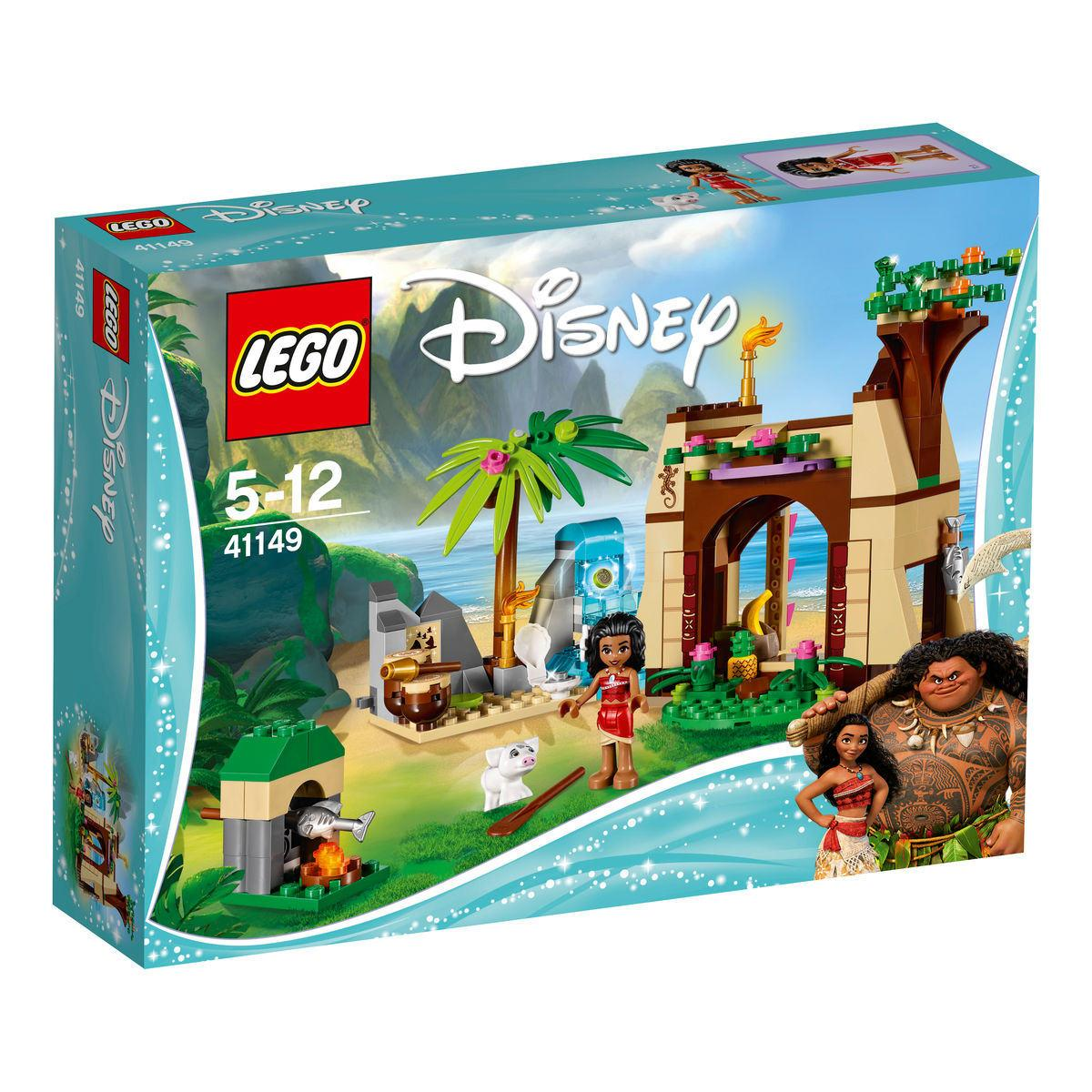 Lego Disney Princess Moana's Island Adventure