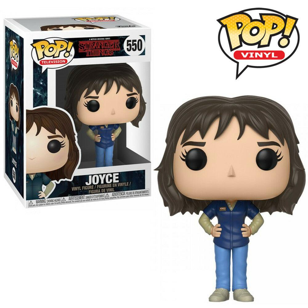 POP! Movies: Stranger Things - Joyce (550) Vinyl Figure