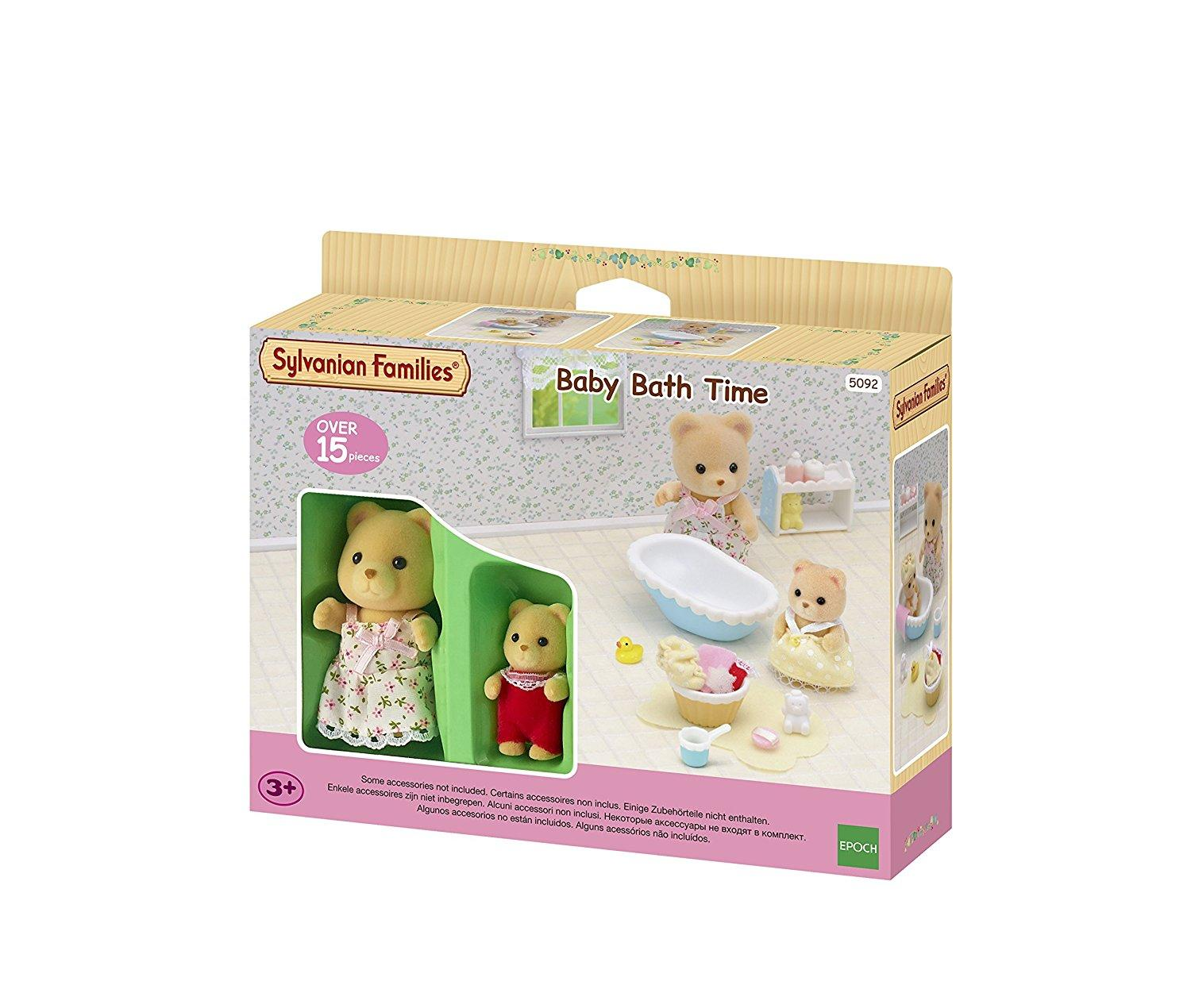 Sylvanian Families Baby Bath Time (5092)