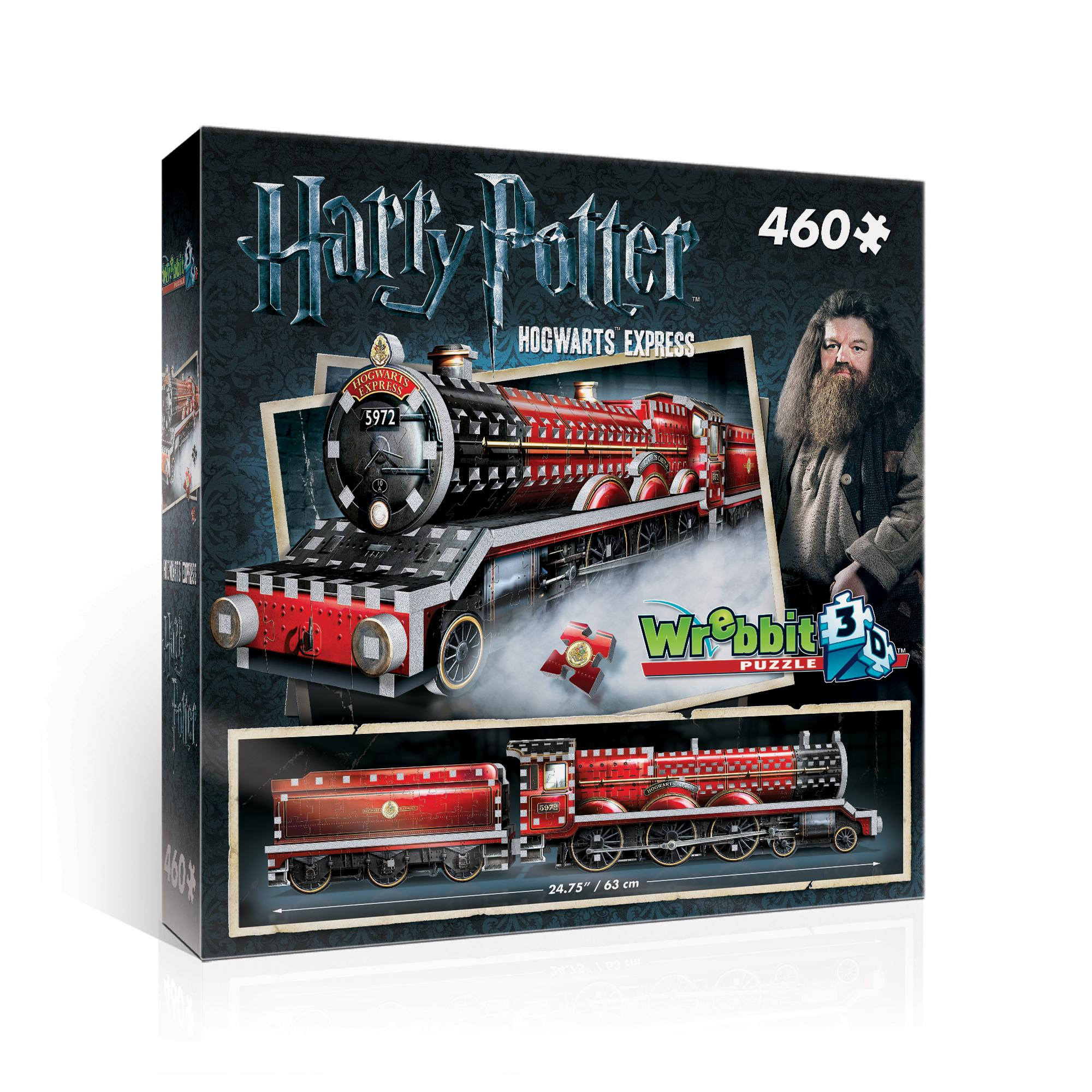 Puzzle 3d Harry Potter Hogwarts Express Train (34523)