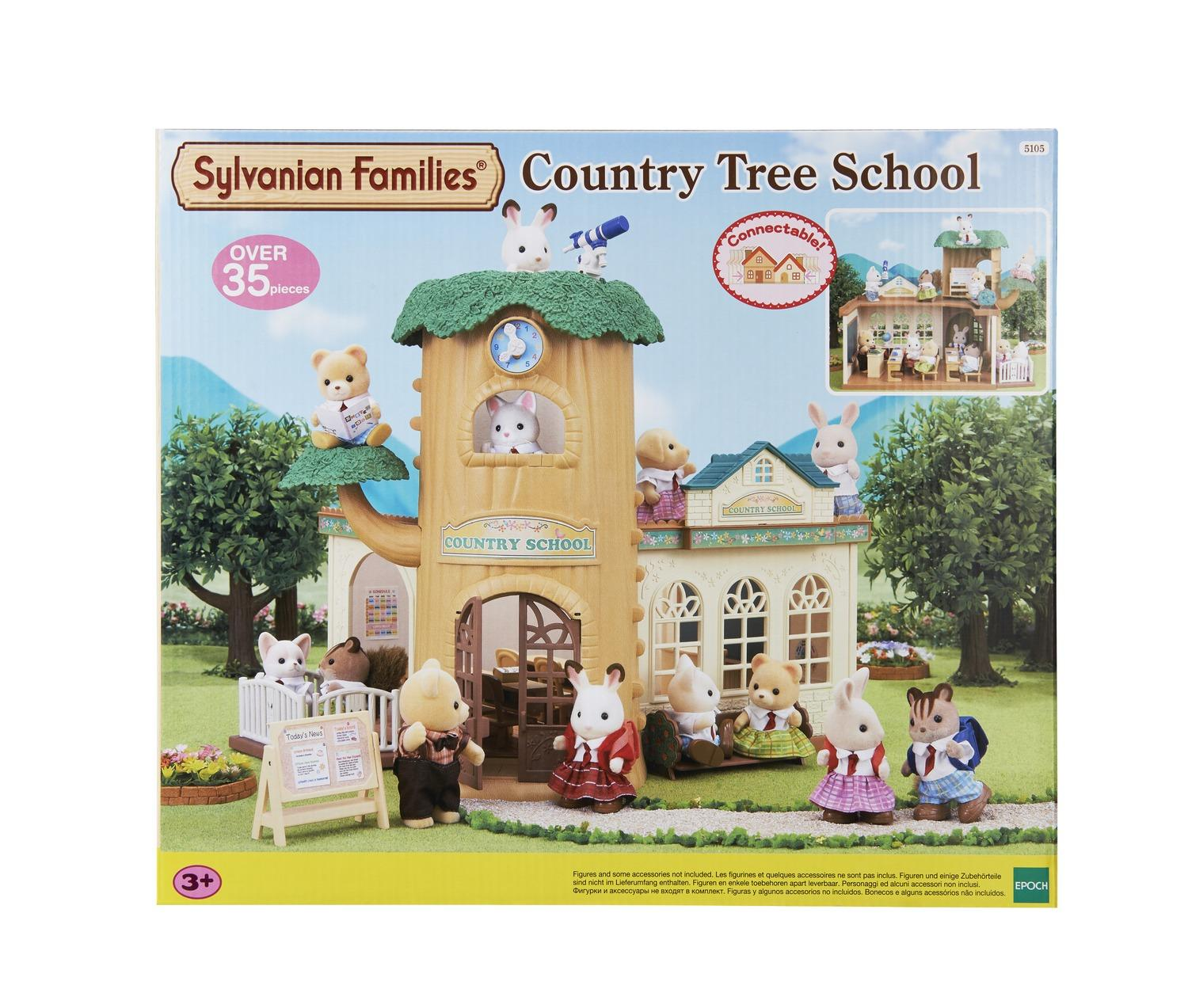 Sylvanian Families Country tree school (5105)