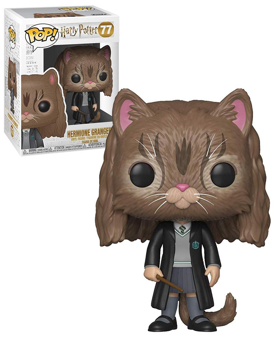 POP! Movies: Harry Potter - Hermione Granger (77) Vinyl Figure