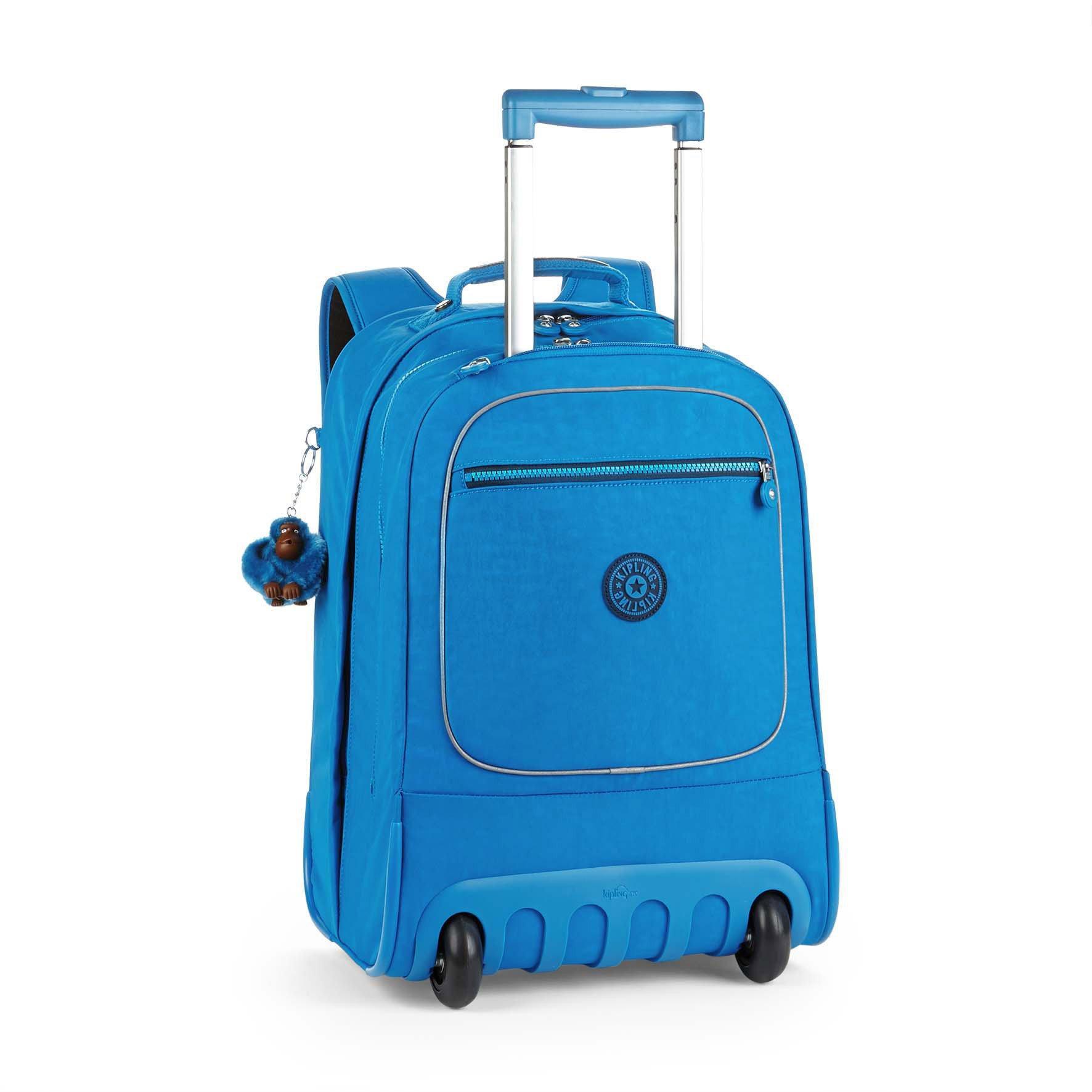 8fa59e2d86 Τρόλεϊ σχολικό Class Soobin L Blue Green. Kipling
