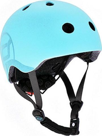 Scoot and Ride Κράνος LED Blueberry S-M (96362)
