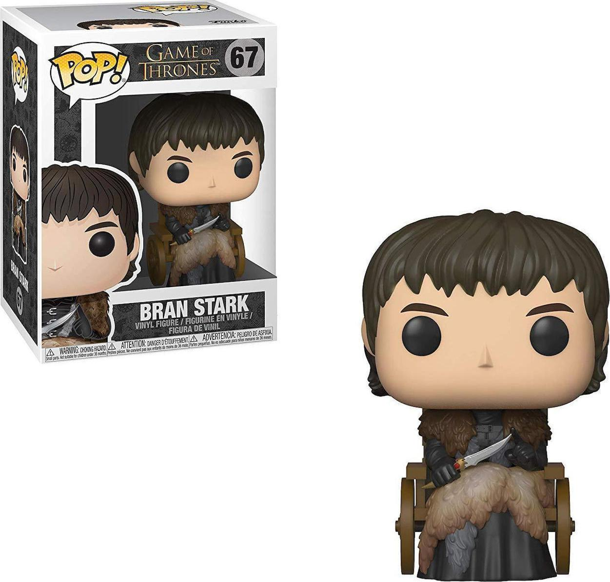 POP! Game of Thrones - Bran Stark (67) Vinyl Figure