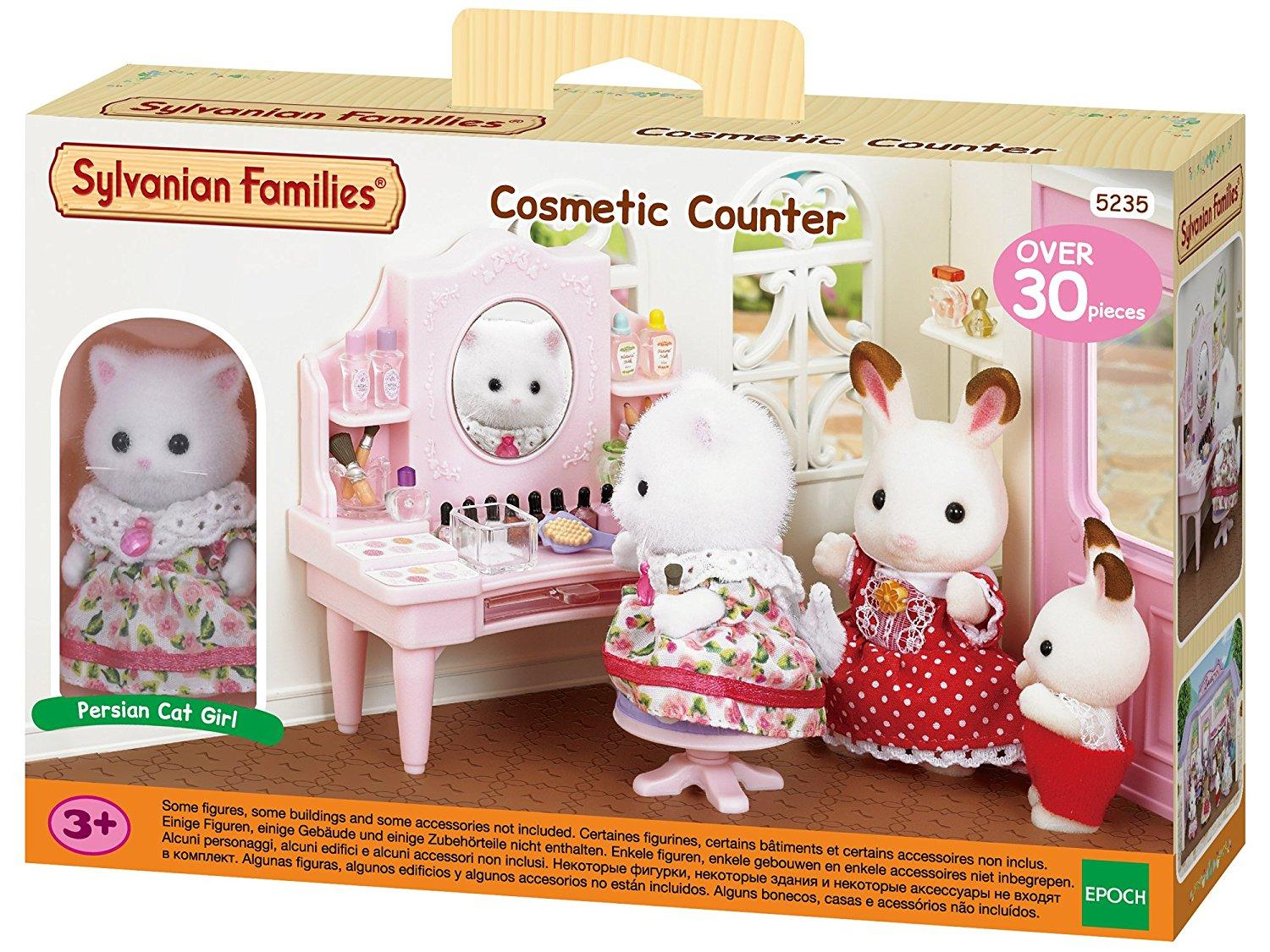 Sylvanian Families Cosmetic Counter