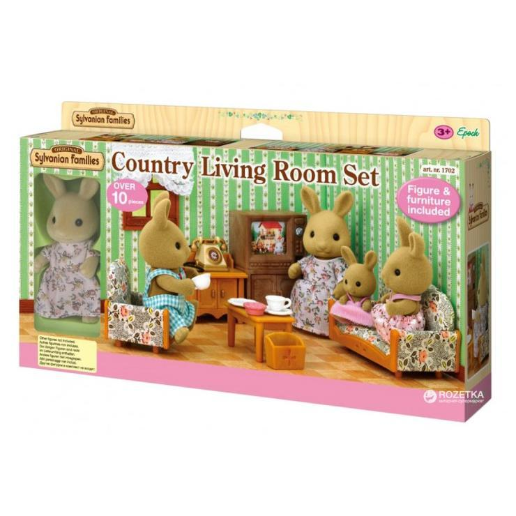 Sylvanian Families Country living room set (5163)