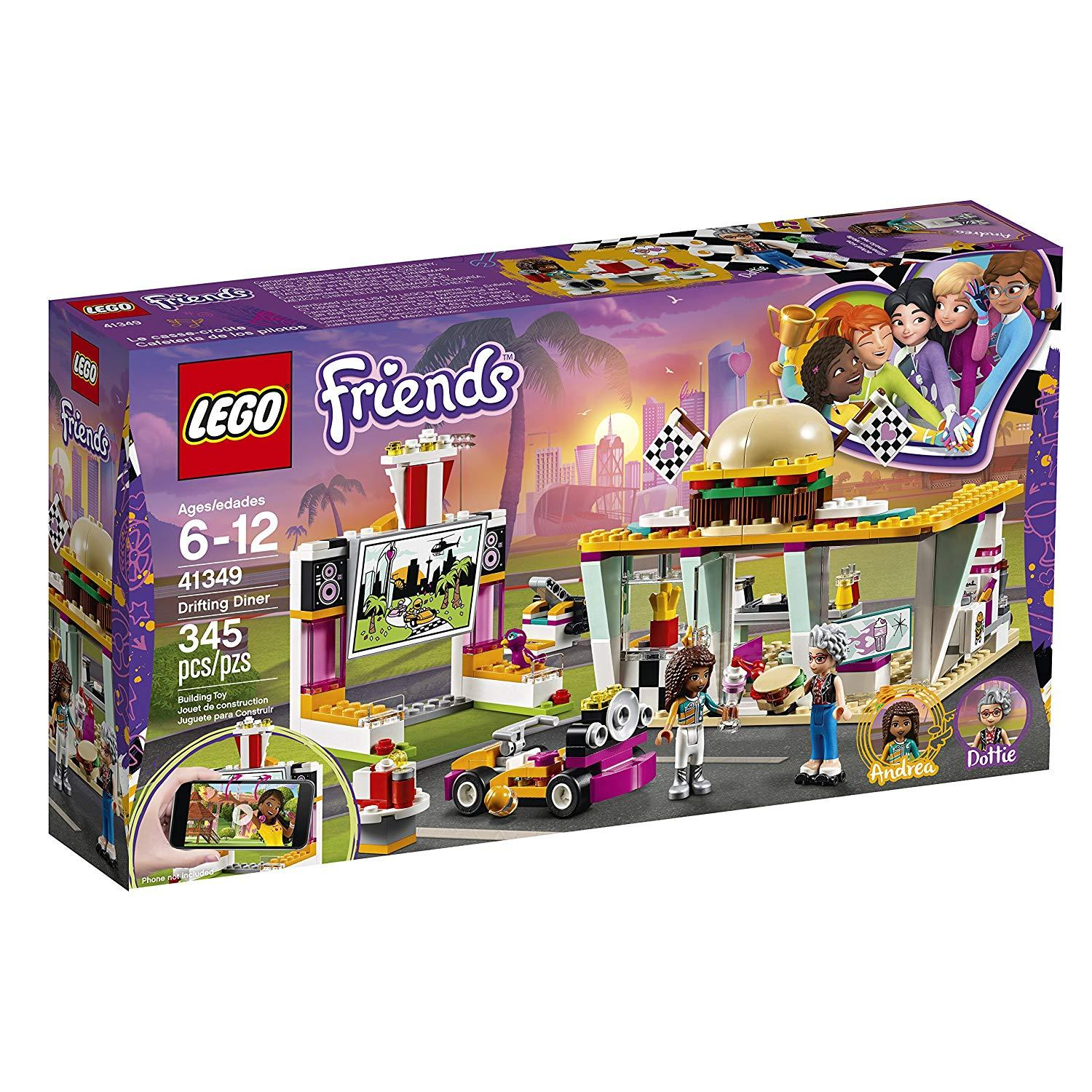 Lego Friends Drifting Diner (41349)