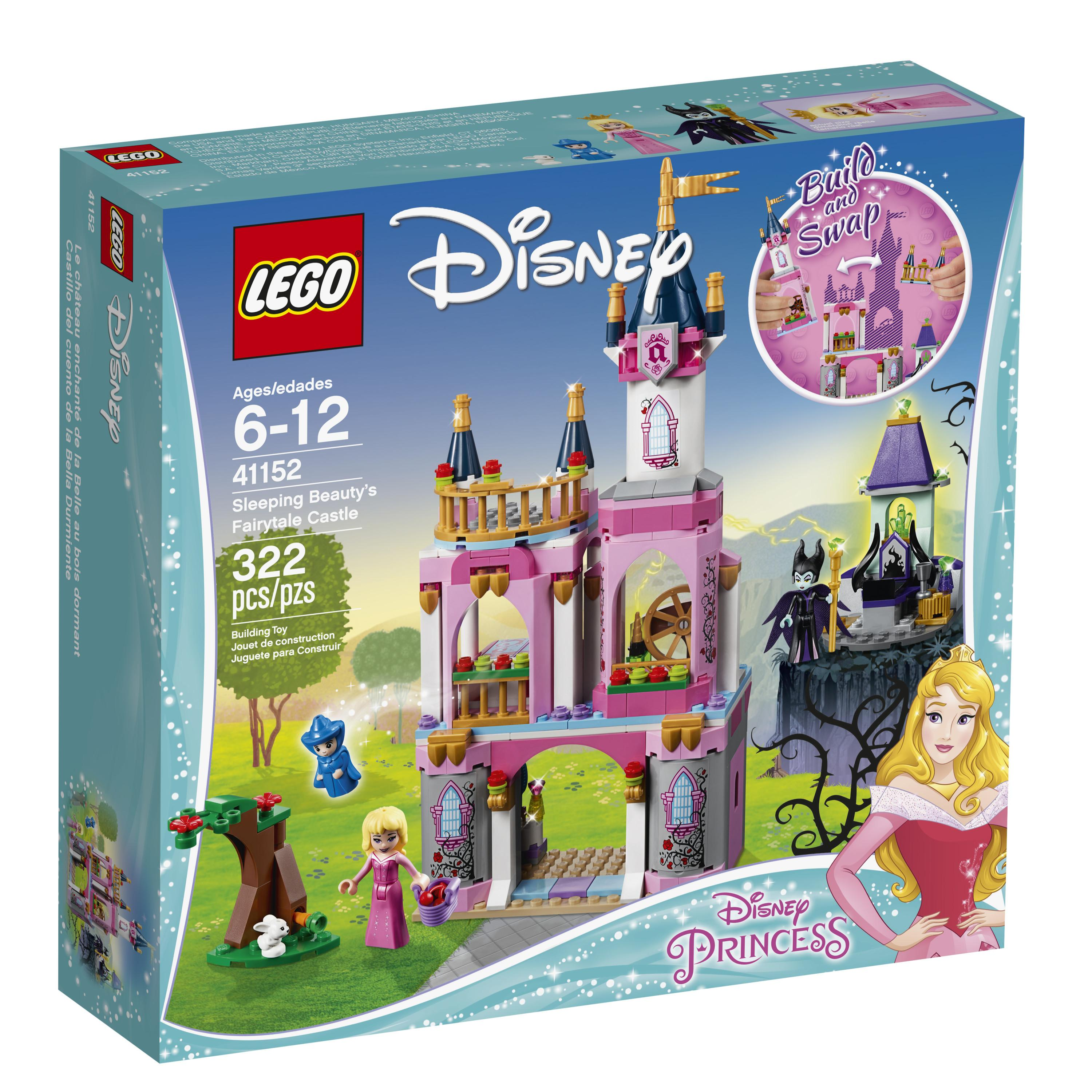 Lego Disney Sleeping Beauty's Fairytale Castle (41152)
