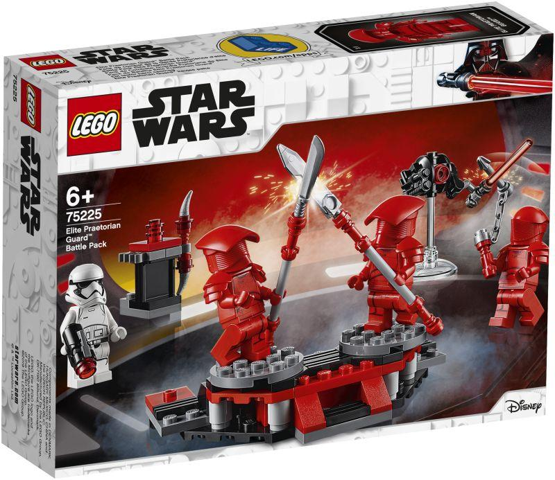 Lego Star Wars Elite Praetorian Guard Battle Pack (75225)