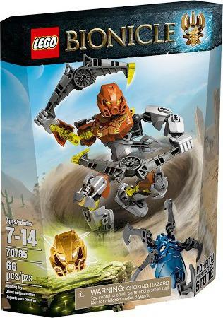 Lego Bionicle Potahu Master of Stone