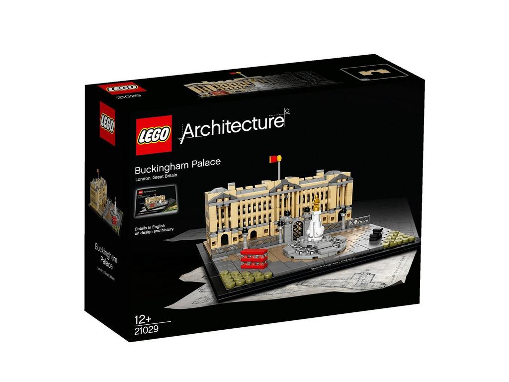 Lego Architecture Buckingham Palace (21029)