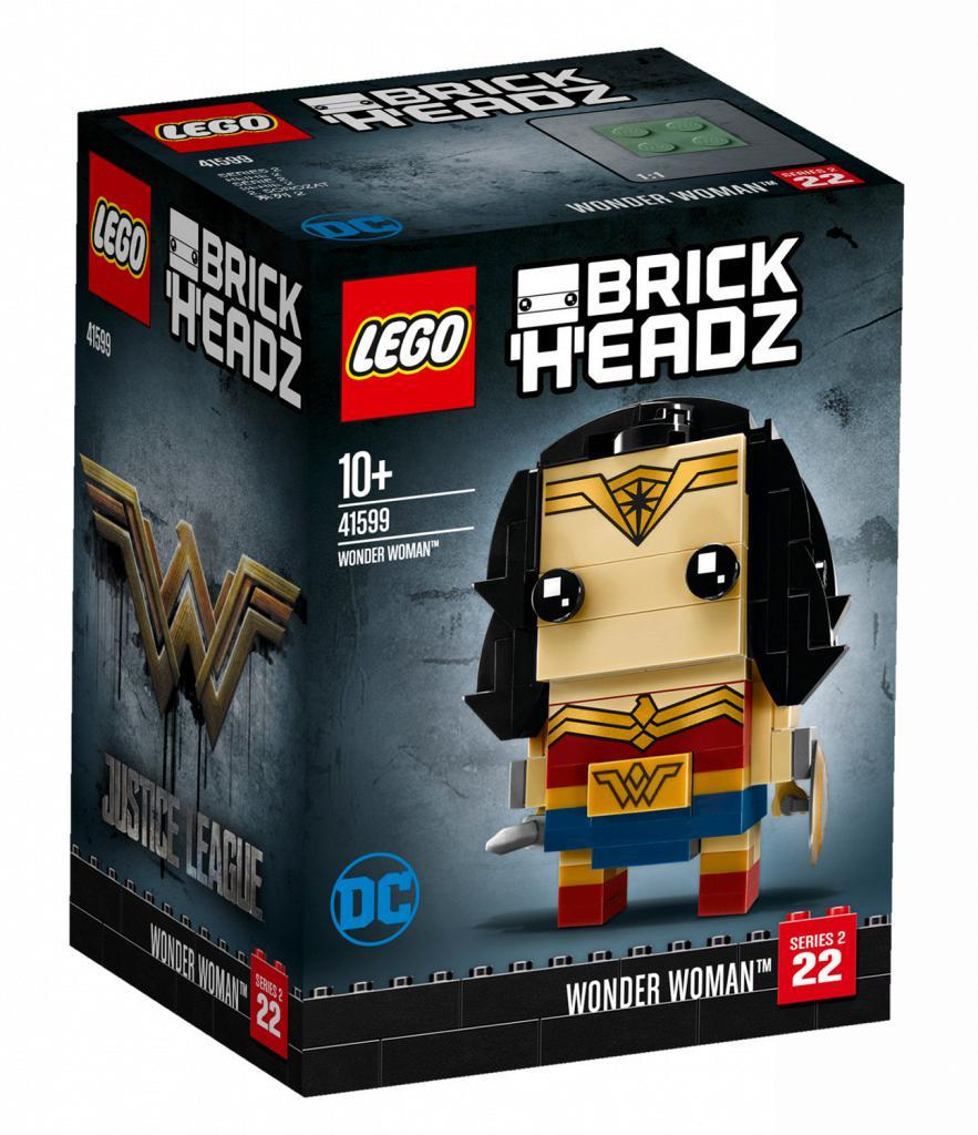 Lego Brickheadz Wonder Woman (41599)