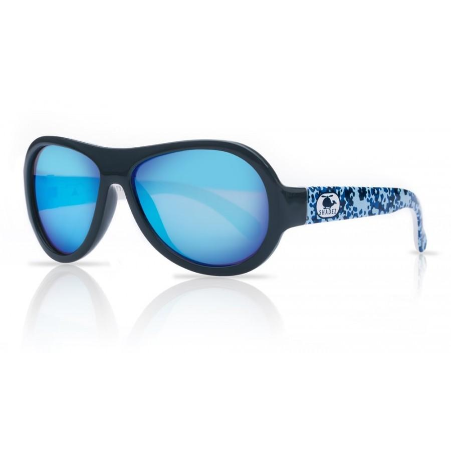 Γυαλιά ηλίου ShadeZ helicopter camo blue 3-7