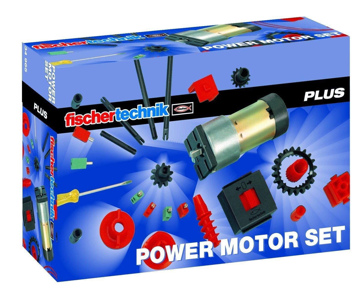 Power motor set