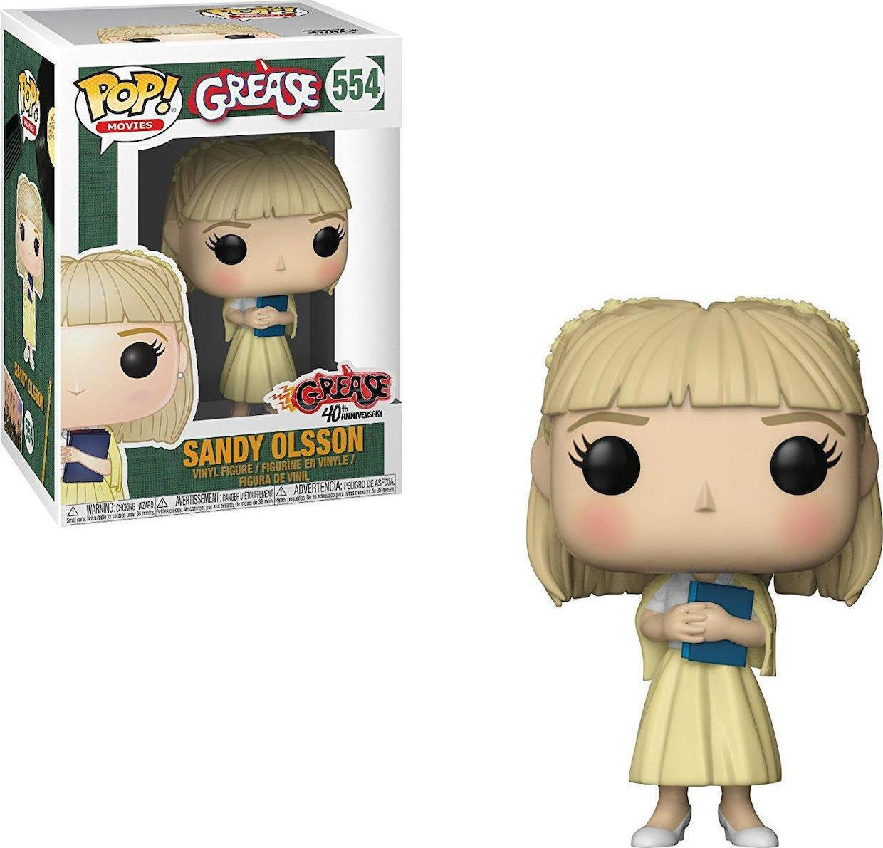 POP! Movies: Grease - Sandy Olsson (554) Vinyl Figure