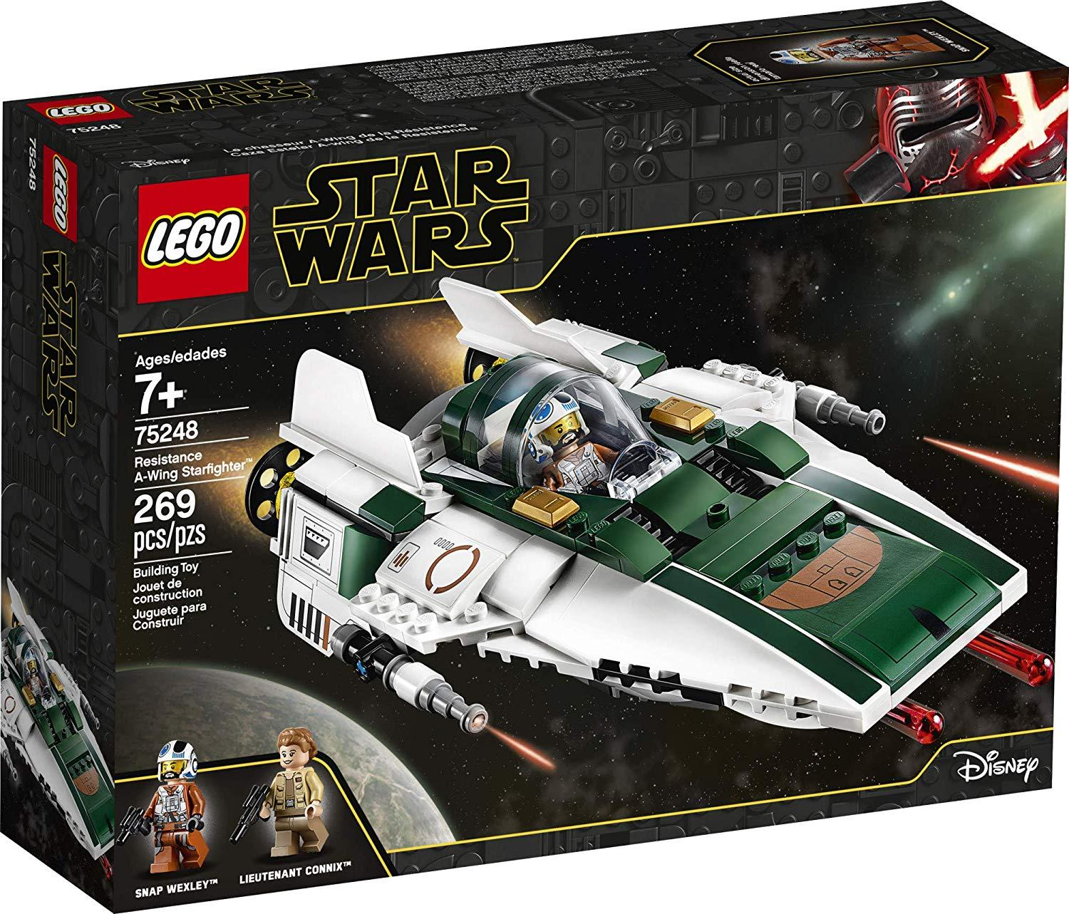 Lego Star Wars Resistance A-Wing Starfighter (75248)