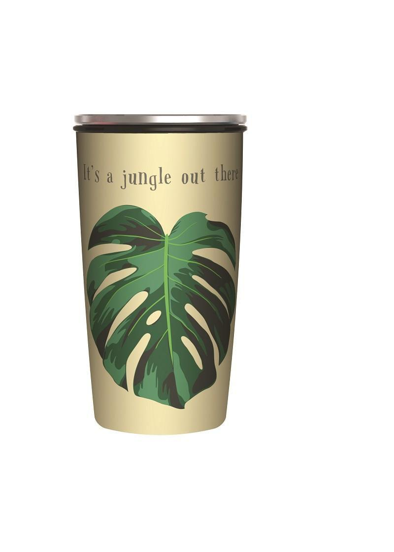 Κούπα Bamboo cup Slide cup Jungle out there (BCS110)