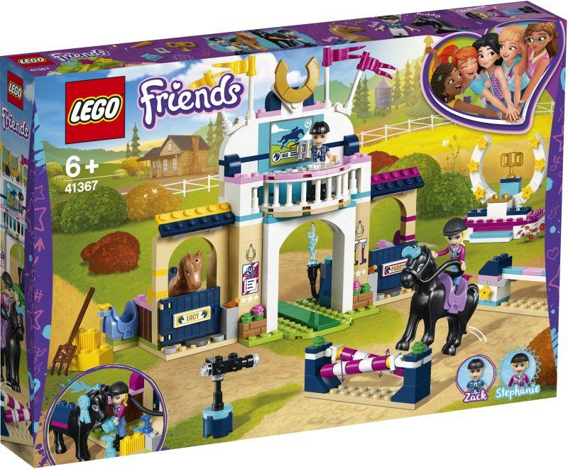 Lego Friends Stephanie's Horse Jumping (41367)