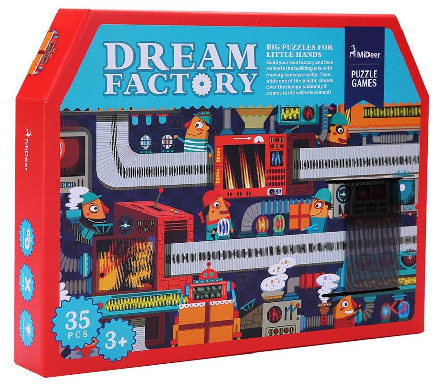 Puzzle 35τεμ Dream Factory (MD3023)